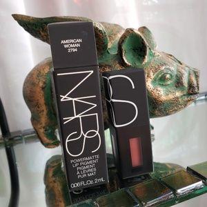 NARS Makeup - NEW NARS Powermatte Lip Pigment - American Woman